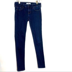 Hollister skinny stretch fit jeans